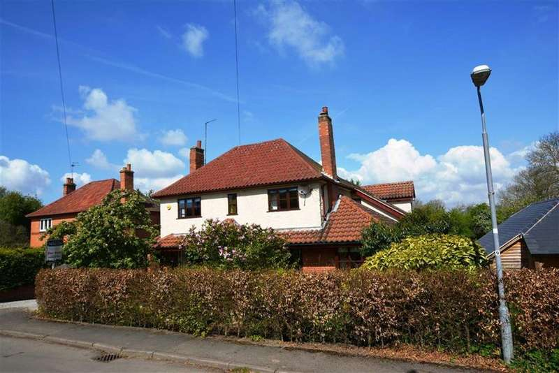 4 Bedrooms Detached House for sale in Manor Farm Cottages, Radley Road, Halam, Nottinghamshire, NG22