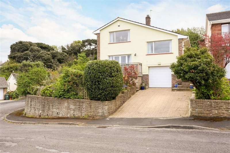 4 Bedrooms Detached House for sale in Riverleaze, Portishead, North Somerset