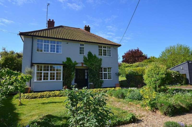 4 Bedrooms Detached House for sale in Cliff Road, Waldringfield, Woodbridge, Suffolk