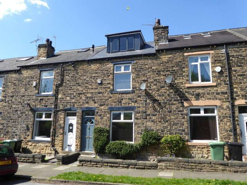 3 Bedrooms Terraced House for sale in Wesley Road, Stanningley