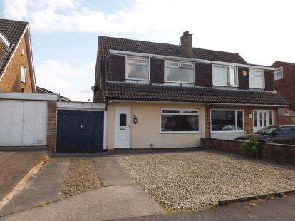 3 Bedrooms Semi Detached House for sale in Claughton Avenue, Leyland, PR25