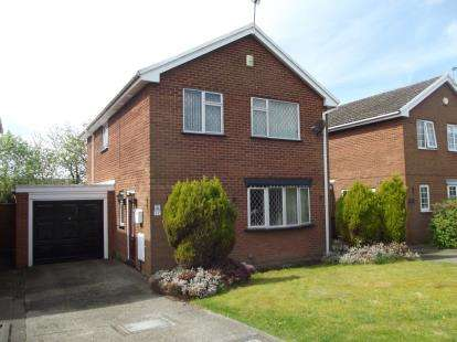 4 Bedrooms Detached House for sale in Redwood Avenue, Maghull, Merseyside, England, L31