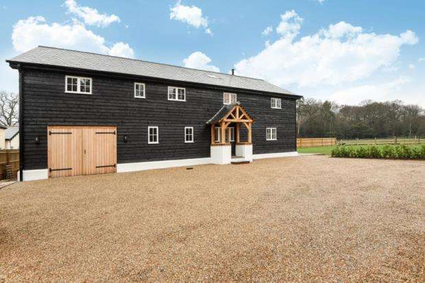 5 Bedrooms Barn Conversion Character Property for sale in Standon Lane, Dorking, Surrey