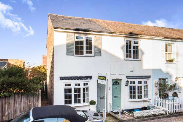 2 Bedrooms End Of Terrace House for sale in Richmond, .