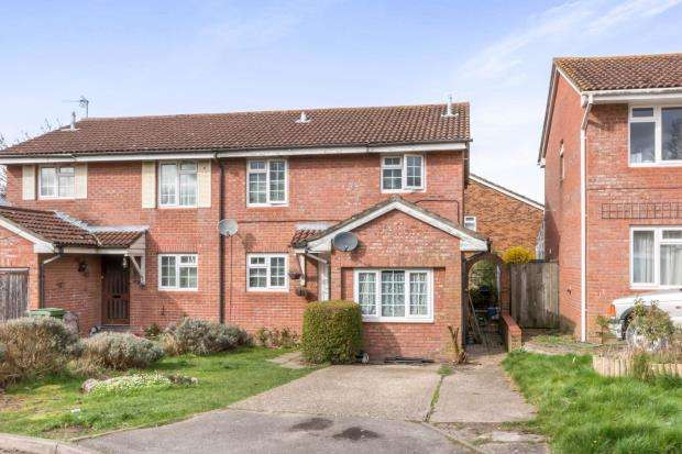 3 Bedrooms Semi Detached House for sale in Tadley, Hampshire