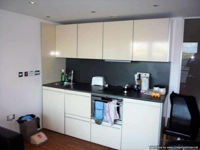 1 Bedroom Flat for sale in Litmus Building, Huntingdon Street, Nottingham, NG1