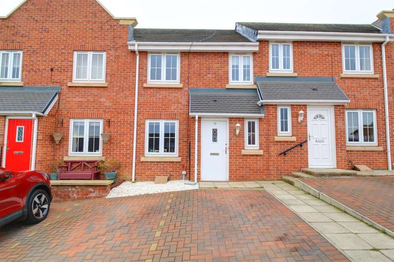 3 Bedrooms Terraced House for sale in Wentbridge, Sunderland, SR5 5TF