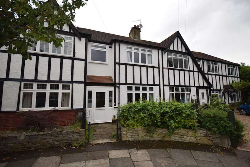 3 Bedrooms Terraced House for sale in The Quadrant, London, London, SW20