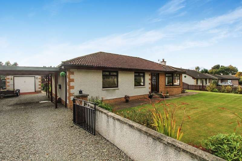 3 Bedrooms Detached Bungalow for sale in The Meadows, Muir Of Ord, IV6