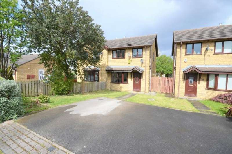 3 Bedrooms Semi Detached House for sale in Cambridge Court, Morley, Leeds, LS27
