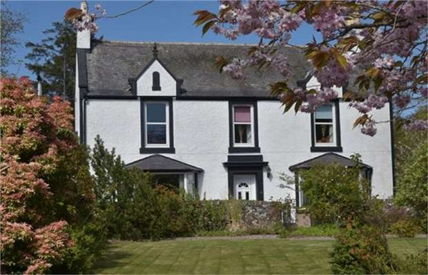4 Bedrooms Detached House for sale in Tarrie Bank, Arbroath, Angus