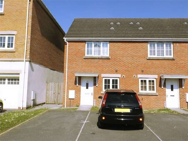 2 Bedrooms End Of Terrace House for sale in The Mews, Aberavon, Port Talbot, West Glamorgan