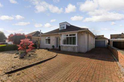 4 Bedrooms Bungalow for sale in Woodend Road, Mount Vernon, Glasgow
