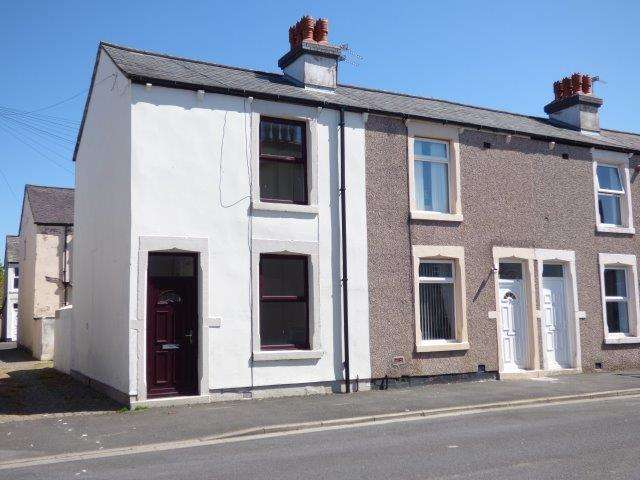 2 Bedrooms End Of Terrace House for sale in Hope Street, Morecambe, LA4 5SW