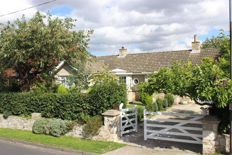 2 Bedrooms Detached Bungalow for sale in Church Fenton Lane, Ulleskelf, Tadcaster, LS24 9DW