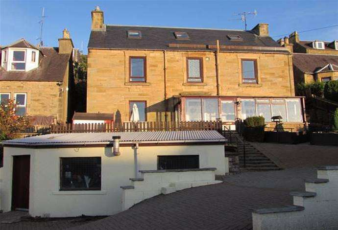 2 Bedrooms Flat for sale in 46 Mill Street, Selkirk, TD7 5AD