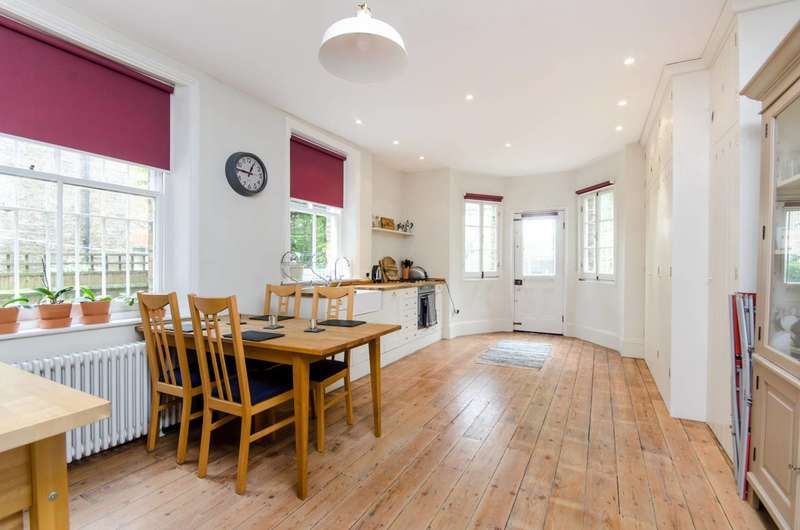 3 Bedrooms Flat for sale in Tierney Road, Streatham Hill, SW2