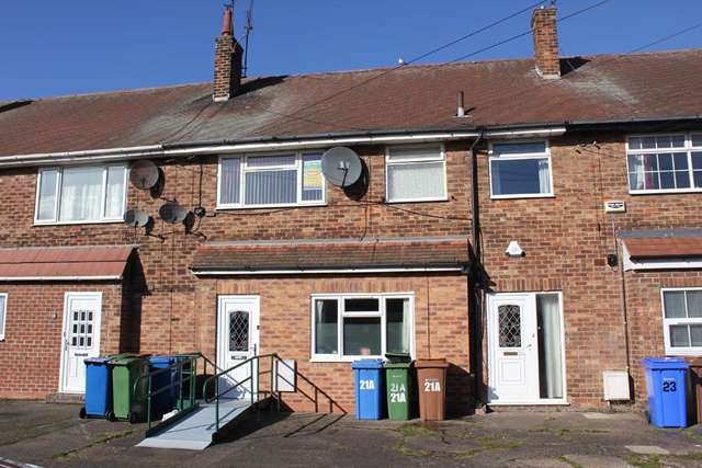 3 Bedrooms Apartment Flat for sale in 21a Gisburn Road, Hessle HU13 9HZ. Three bedroom first floor apartment in Hessle.