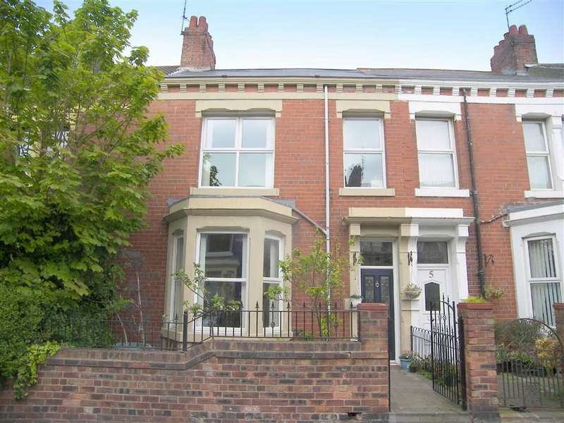 4 Bedrooms Property for sale in Oxford Street, Whitley Bay, Tyne & Wear, NE26
