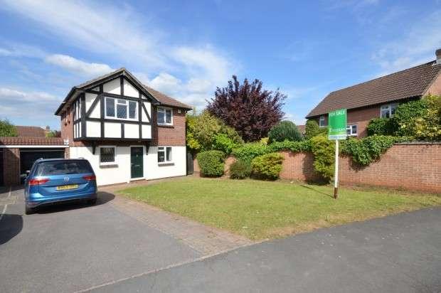 4 Bedrooms Link Detached House for sale in Montague Road, Saltford, BS31