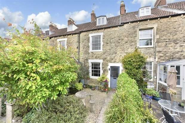 3 Bedrooms Terraced House for sale in Salisbury Terrace, Frome