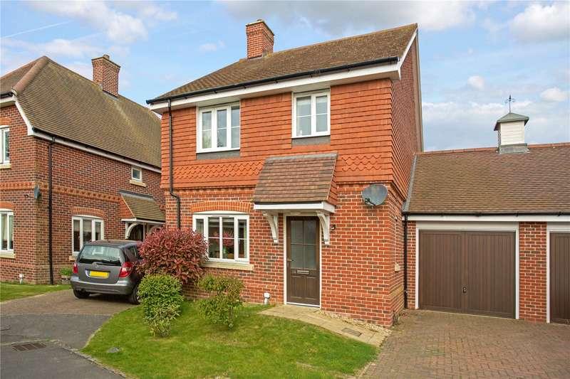3 Bedrooms Detached House for sale in Hall Hurst Close, Loxwood, Billingshurst, West Sussex, RH14