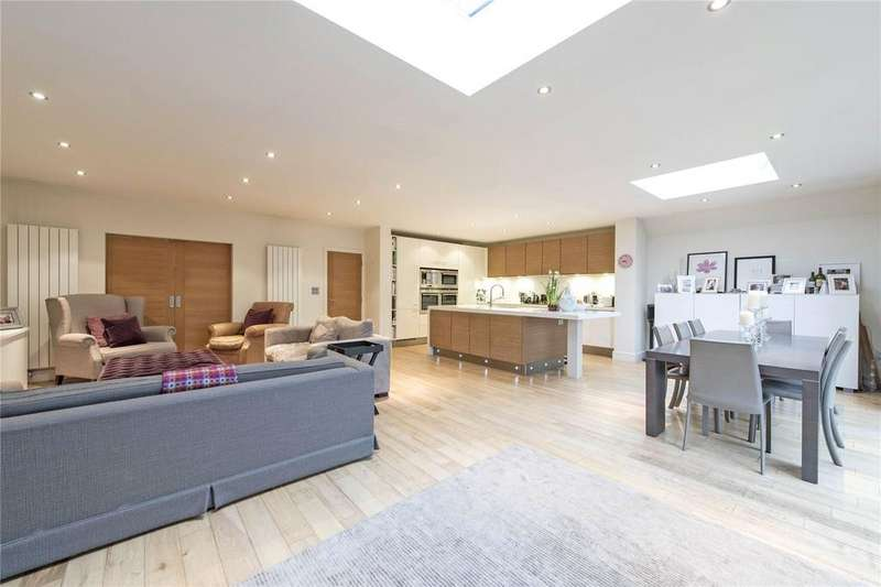 5 Bedrooms Semi Detached House for sale in Multon Road, London, SW18