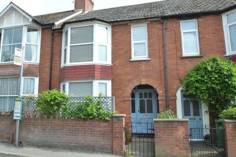 3 Bedrooms House for sale in STATION ROAD, TOPSHAM, NR EXETER, DEVON
