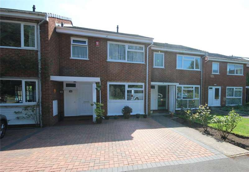 3 Bedrooms Terraced House for sale in Rosery Close, Westbury-on-Trym, Bristol, BS9