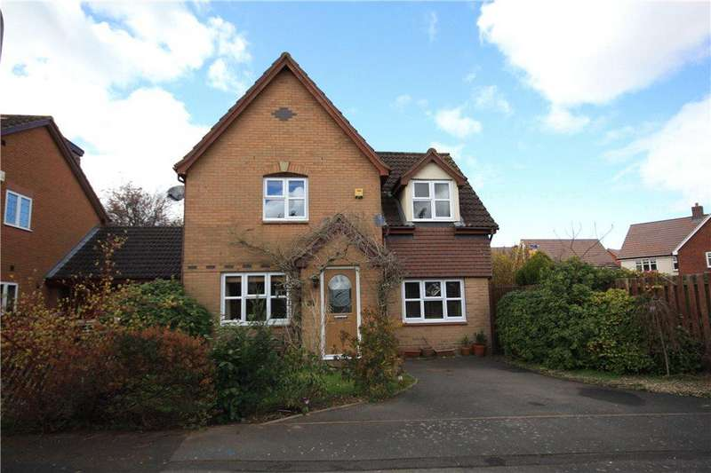 3 Bedrooms Detached House for sale in Russell Close, Powick, Worcester, Worcestershire, WR2