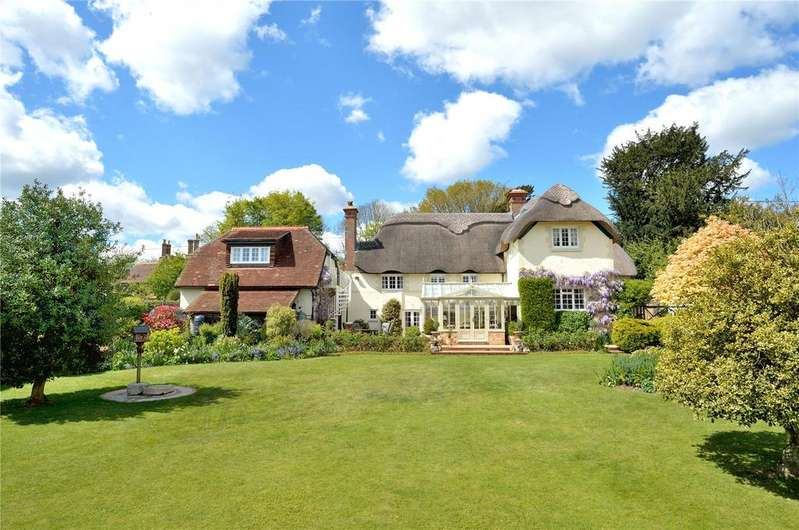 4 Bedrooms Detached House for sale in Witchampton, Witchampton, Wimborne