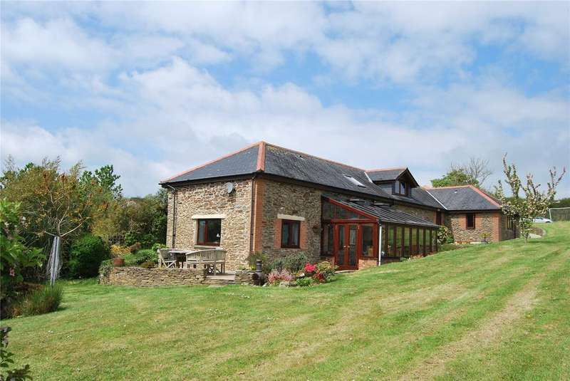 5 Bedrooms Barn Conversion Character Property for sale in St. Ewe, St. Austell, Cornwall
