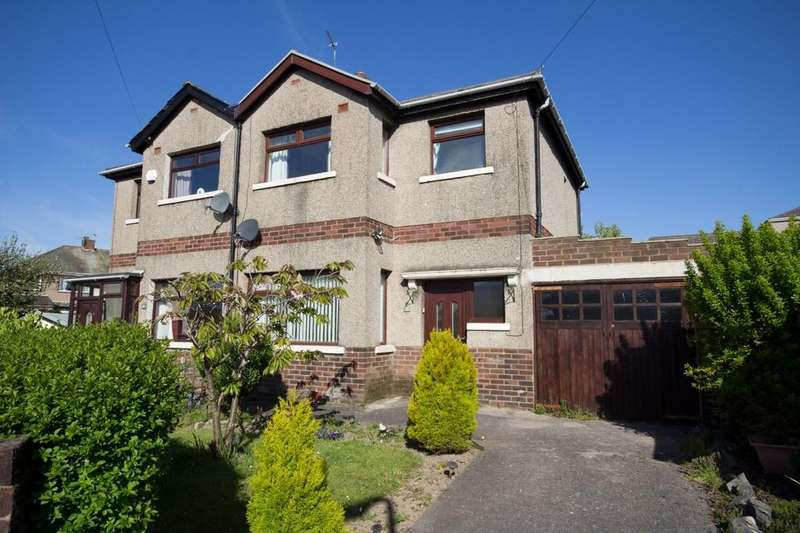 3 Bedrooms Semi Detached House for sale in 2 Darley Dale Road, Barrow-In-Furness