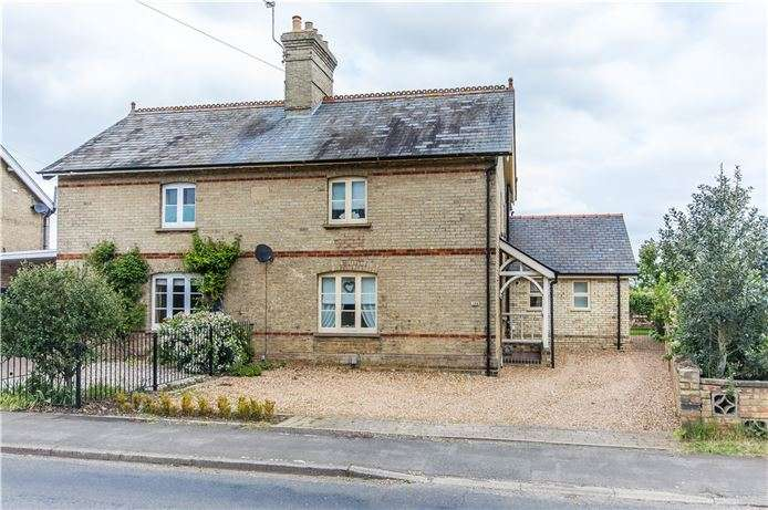 3 Bedrooms Semi Detached House for sale in Rampton Road, Cottenham, Cambridge