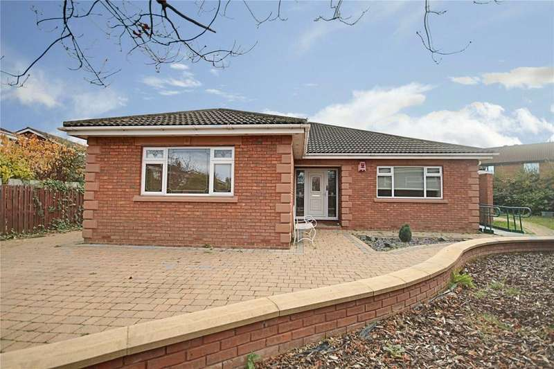 4 Bedrooms Detached Bungalow for sale in Felbrigg Lane, Ingleby Barwick