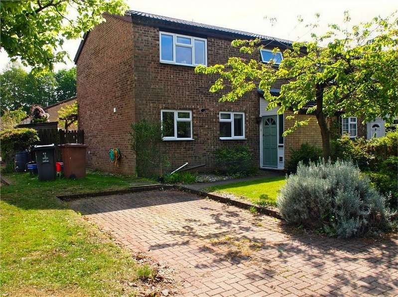 3 Bedrooms End Of Terrace House for sale in Blenheim Way, Stevenage, Hertfordshire