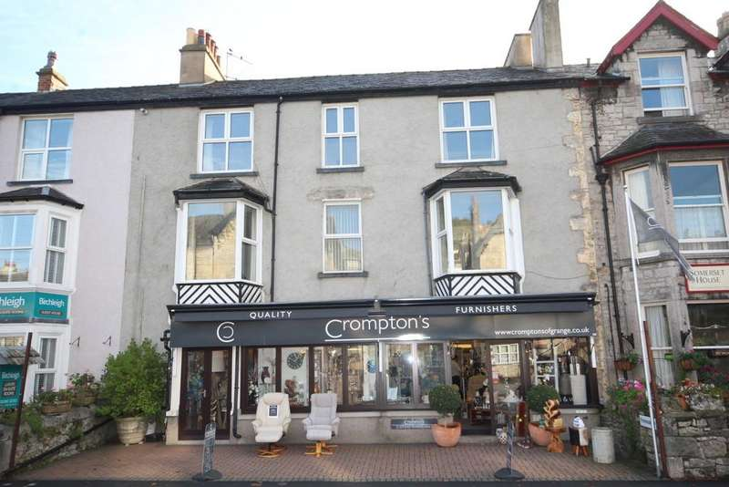 2 Bedrooms Apartment Flat for sale in Flat 1, Hill Foot, Kents Bank Road, Grange over Sands