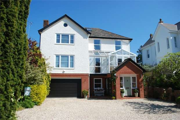 5 Bedrooms Detached House for sale in Douglas Avenue, EXMOUTH, Devon