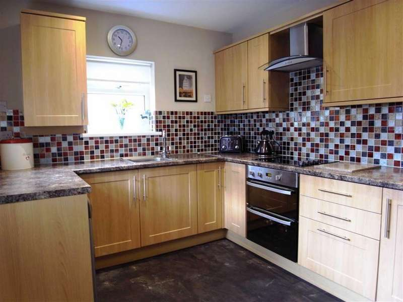 4 Bedrooms Terraced House for sale in Acacia Street, Darlington