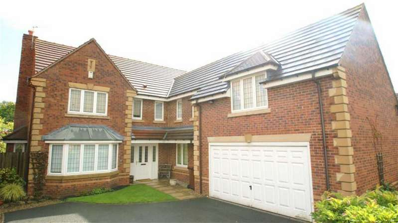 5 Bedrooms Detached House for rent in Stoneleigh Close, Alwoodley, LS17