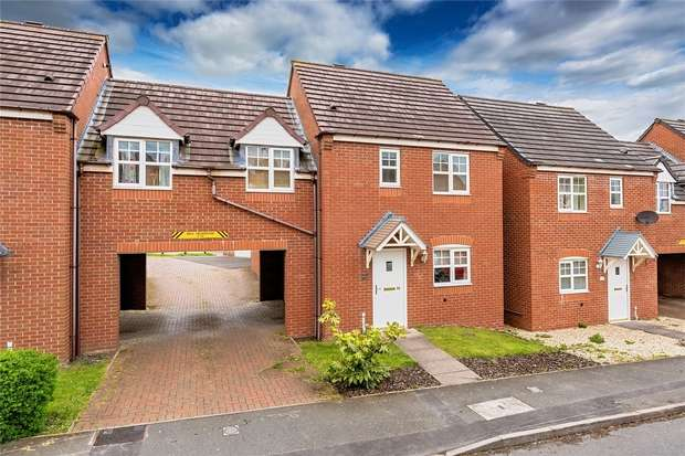 3 Bedrooms Semi Detached House for sale in 38 Marlborough Road, Hadley, Telford, Shropshire