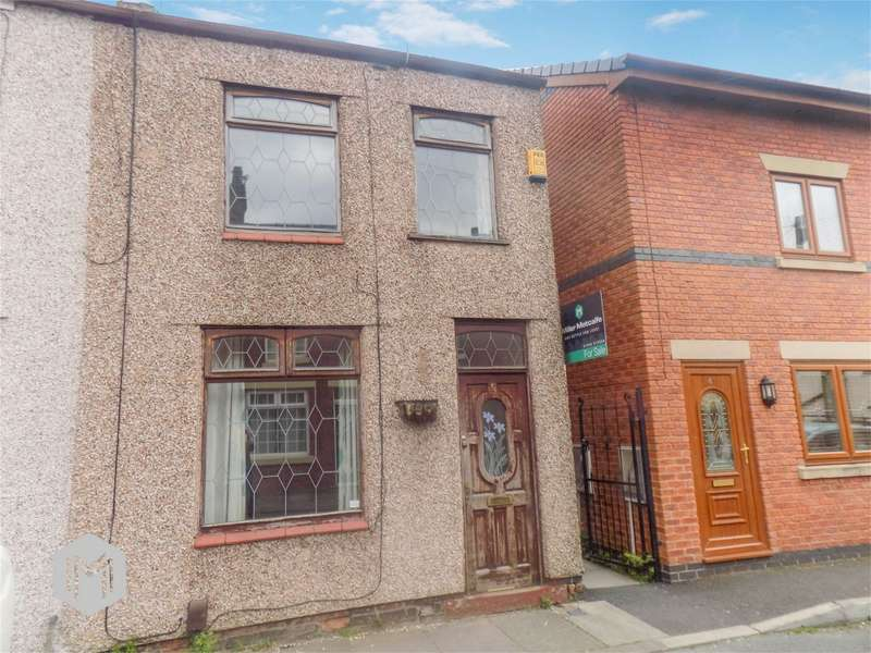 3 Bedrooms End Of Terrace House for sale in Bleakledge Grove, Hindley, Wigan, Lancashire