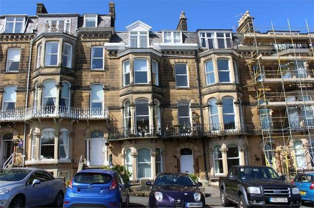2 Bedrooms Flat for sale in 43 Esplanade, Scarborough, North Yorkshire