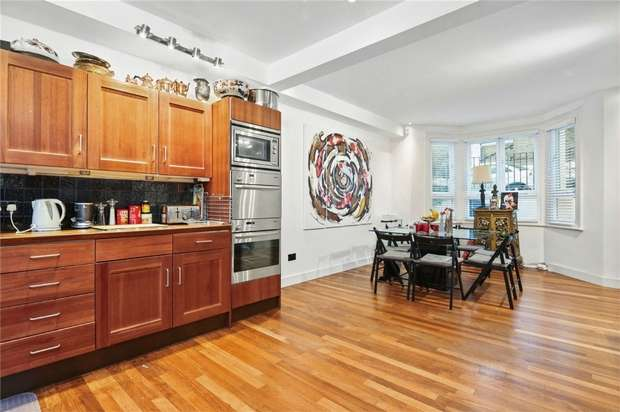 2 Bedrooms Terraced House for sale in Swanscombe Road, Chiswick, London