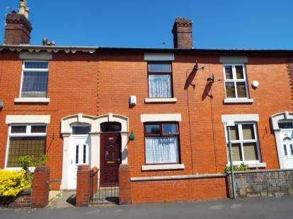2 Bedrooms Terraced House for sale in Carrington Road, Chorley, Lancashire