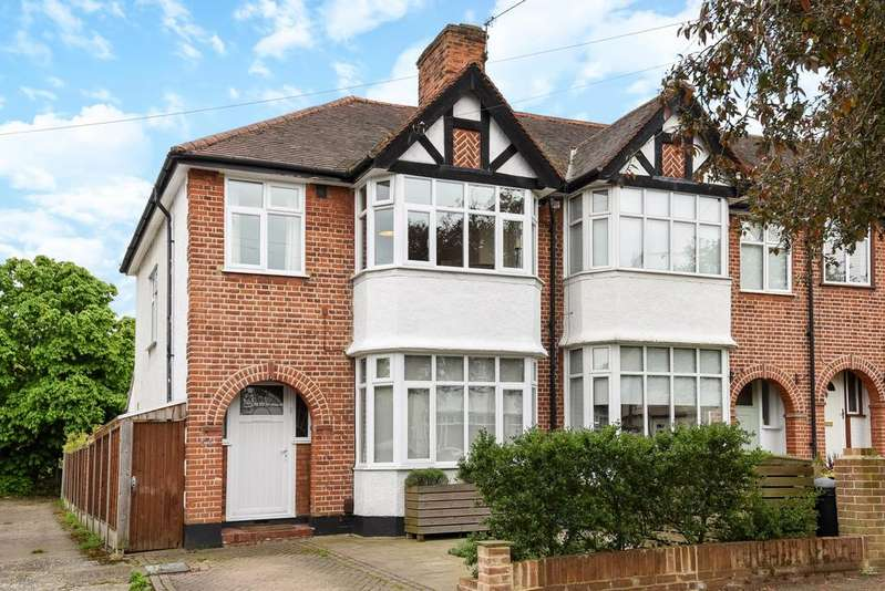 3 Bedrooms End Of Terrace House for sale in Woodside Avenue Chislehurst BR7