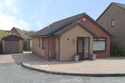 2 Bedrooms Bungalow for sale in Baldorran Crescent, Cumbernauld