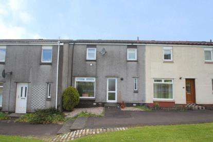 3 Bedrooms Terraced House for sale in Broompark East, Menstrie