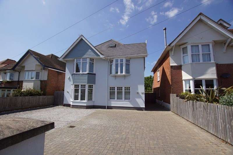 5 Bedrooms Detached House for sale in North Road, Lower Parkstone, Poole