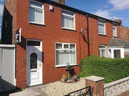 3 Bedrooms Semi Detached House for sale in Doulton Street, St. Helens, Merseyside, ., WA10